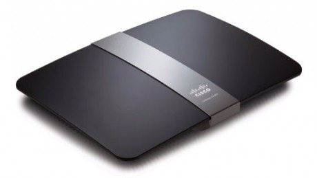 picture of Cisco-Linksys E4200 Dual-Band Wireless-N Router Sale