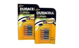 picture of 18 Pack Duracell AAA Rechargeable Battery Deal