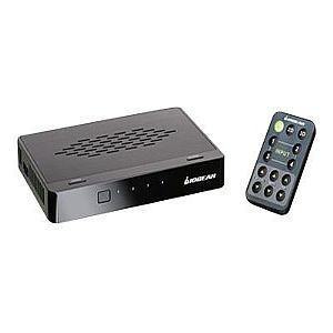 picture of IOGEAR 4-Port HDMI Switcher, Video Enhancer w/Remote Sale