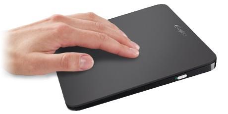 picture of Logitech T650 Wireless Windows 8 Refurb TouchPad Sale