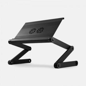 picture of Multifunctional Aluminum Foldable Laptop Desk Sale