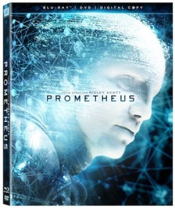 picture of Prometheus Blu-ray Sale