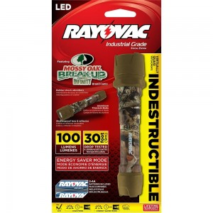 picture of Rayovac Indestructible Flashlight Sale