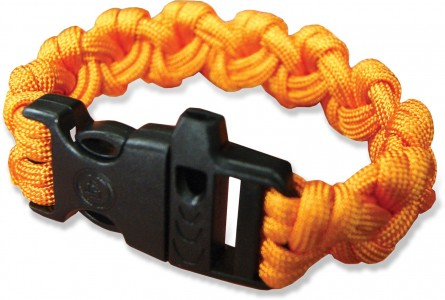 picture of REI Outlet Paracord Whistle Bracelet 60% Off