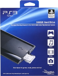 picture of Rocketfish 500GB Hard Drive for PlayStation 3 Sale