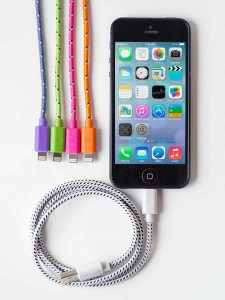 picture of Rugged iPhone 5 Cable 76% Off