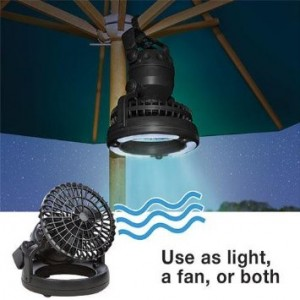 picture of Think Tank LED Light & Ceiling Fan Combo 40% Off