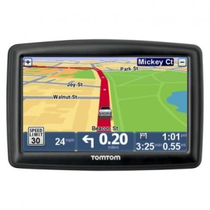 TomTom GPS Navigation 5″ Touchscreen 1 Day Sale