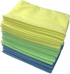 picture of Zwipes 24-pk Microfiber Cleaning Cloths Sale