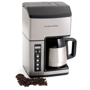 picture of Conair Cuisine Coffee Grinder/Brewer Sale