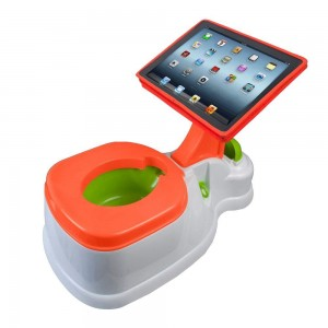 picture of 2-in-1 iPotty with Activity Seat for iPad Sale