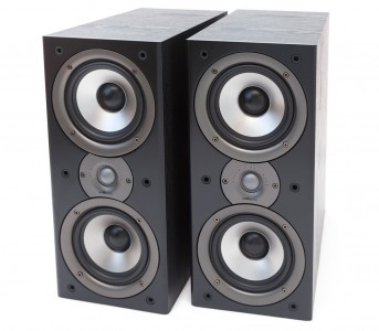 picture of Polk Audio Monitor40 Series II 2-Way Bookshelf Speaker Sale
