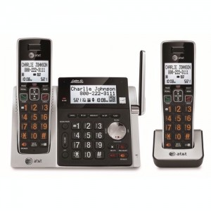 picture of AT&T DECT 6.0 Cordless Phone with Answering System