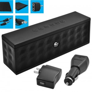 picture of Ematic Portable Bluetooth Speakerbox Sale