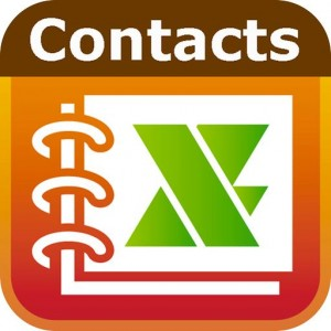 picture of Free Contacts<->Excel Android App