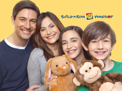 picture of Free Build a Bear $6 off $12 Voucher