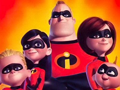 picture of Free The Incredibles Movie