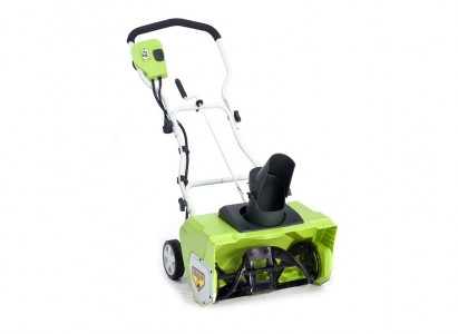 picture of Greenworks Corded Snow Thrower Sale