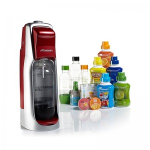 picture of SodaStream Fountain Jet 16 Piece Bundle Sale at HSN
