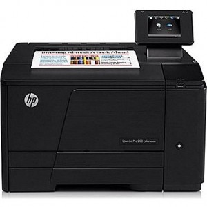 picture of HP LaserJet Pro M251nw Wireless Color Laser Printer Sale