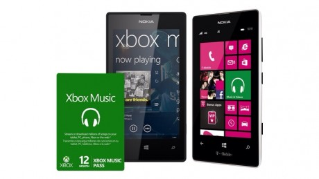 picture of Buy an Xbox Music Pass - Get Free Lumia 635 Smartphone