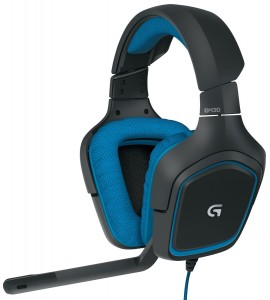 picture of Logitech G430 Surround Sound Gaming Headset with Dolby 7.1 Technology Sale