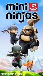 picture of Free Mini Ninjas iOS App