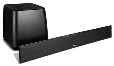 picture of Polk Audio Surroundbar Instant Home Theater Sale