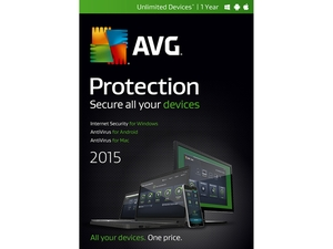 picture of Free AVG Protection 2015 for Unlimited Devices