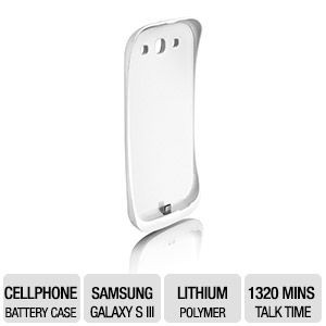 picture of Aluratek Battery Case Galaxy S3 Sale
