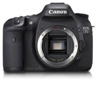 Canon EOS 7D 18 MPixel Digital SLR Camera Body Sale