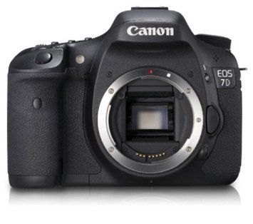 Canon EOS 7D 18 MPixel Digital SLR Camera Body Sale