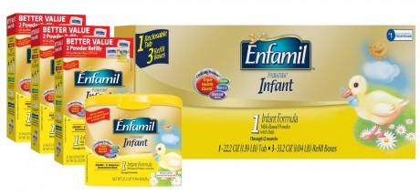 picture of Enfamil Infant Formula Sale
