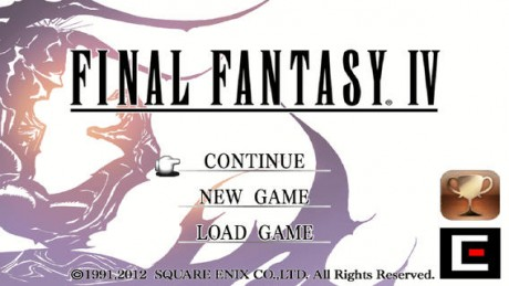 picture of Final Fantasy IV iOS Price Drop