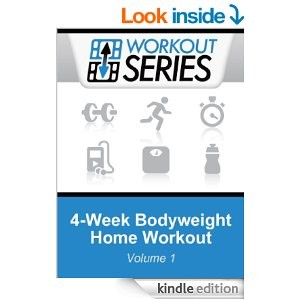 picture of Free 4-Week Bodyweight Home Workout eBook