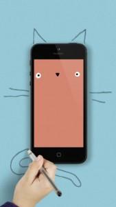 picture of Free Drawnimal iOS App