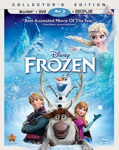picture of Frozen, Planes 2-Disc Blu-ray/DVD + Digital Sale