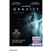 picture of Gravity Blu-Ray + Digital HD Sale