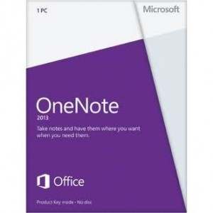 picture of Free Microsoft OneNote Software