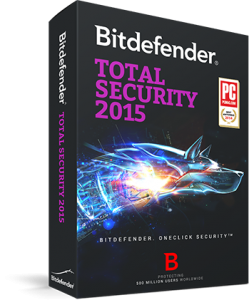 picture of Free Bitdefender Total Security 2015 9-mo. Subscription