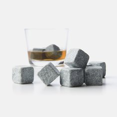 picture of 9-Pack Whiskey Stones Sale