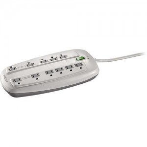 picture of Insignia 2-Pack Surge Protector Sale