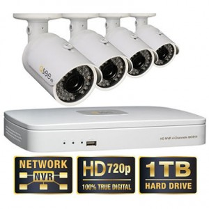 picture of Q-See 4 Channel 1TB HD Security System Sale