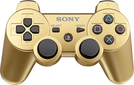 Sony-PS3-DualShock-wireless-controller_GOLD