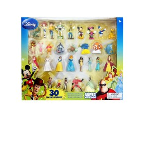 picture of Disney 30-pc Toy Figure Playset Sale