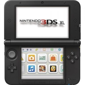 picture of Nintendo 3DS XL Console with Choice of Game Sale