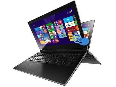 Lenovo Flex 15 Convertible Notebook