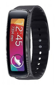 Galaxy Gear Fit Fitness Tracker