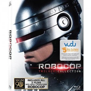 picture of RoboCop Trilogy Blu-ray Collection Preorder Sale