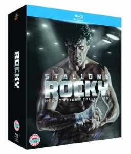 picture of Rocky Heavyweight Blu-ray Collection (I,II,III,IV,V,Balboa)